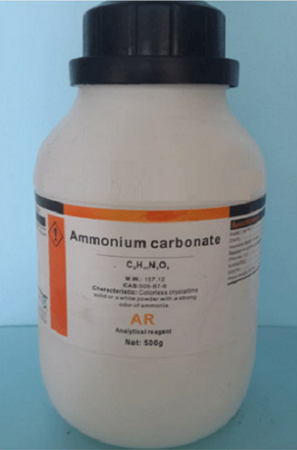 Ammonium carbonate